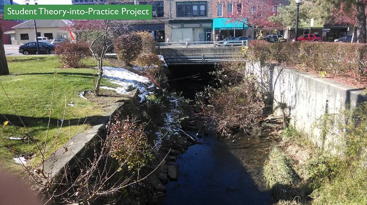 Delaware Run Stream Assessment: Spring 2012