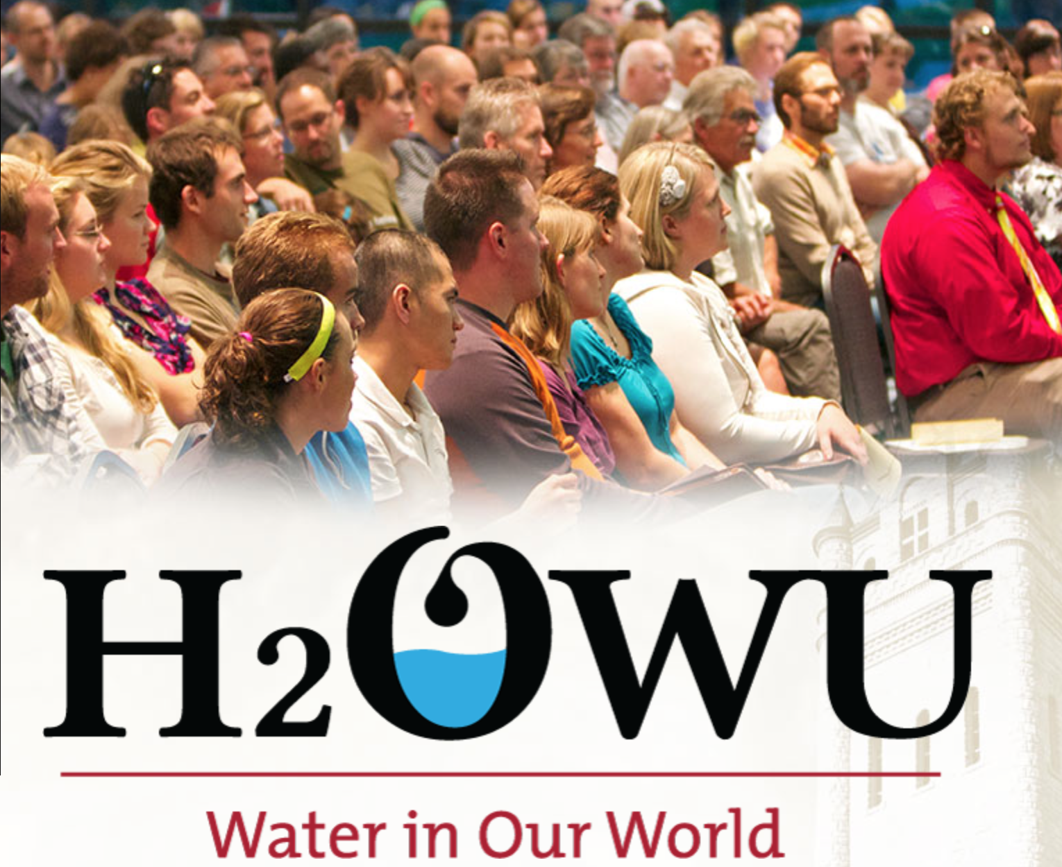 Sagan National Colloquium 2014: Water in our World