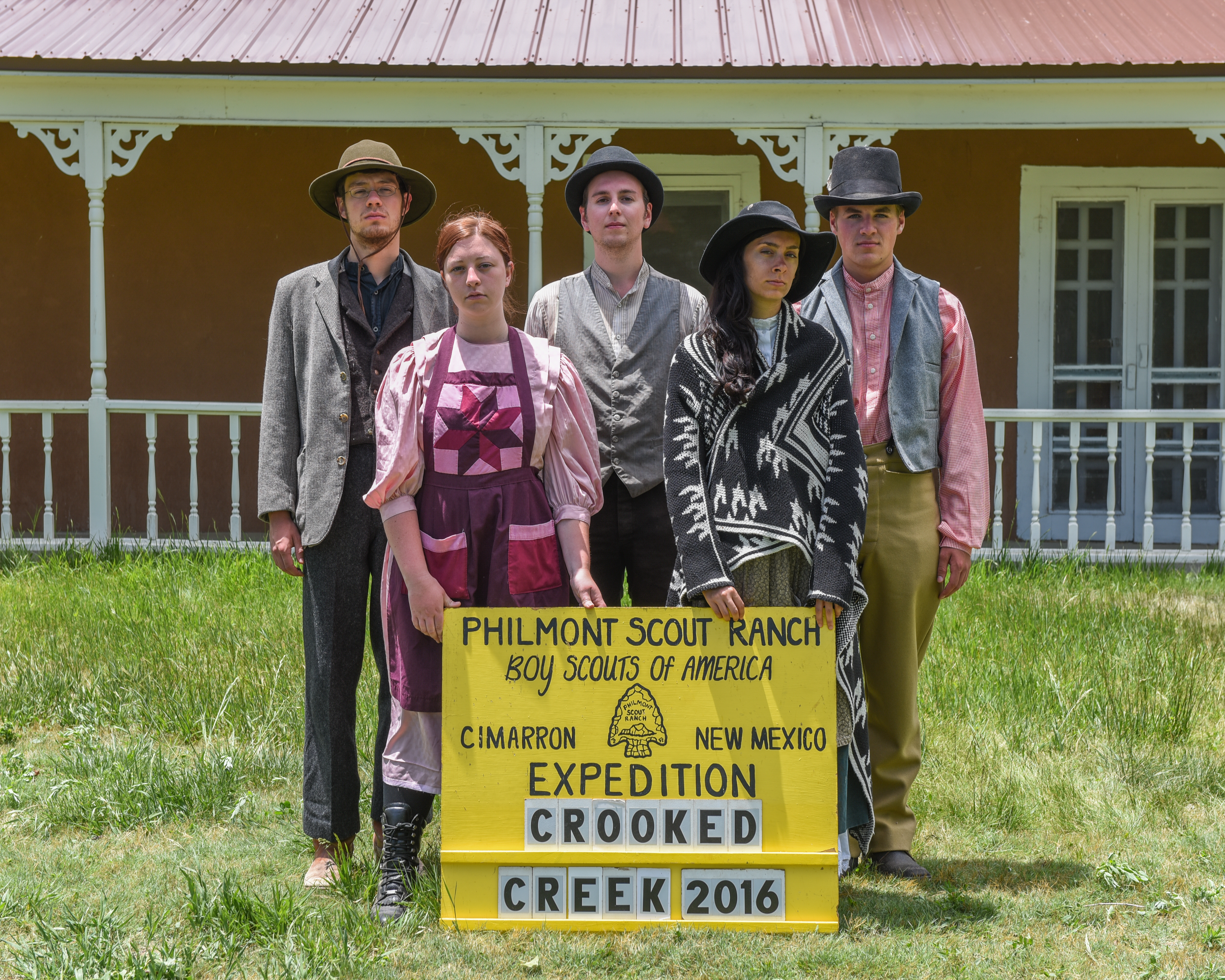 Summer at the Philmont Scout Ranch: Luke Steffen, OWU 2016