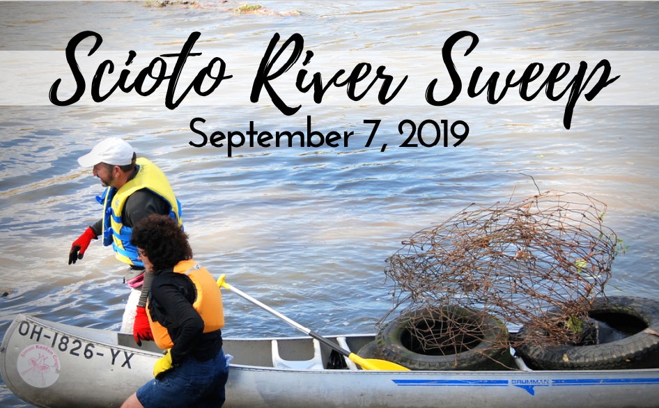Volunteer for Scioto River Sweep: September 7, 2019